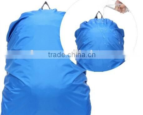 Outdoors Backpack Cover / Luggage Dustproof Waterproof Protector / Suitcase Rain Travel Trolley