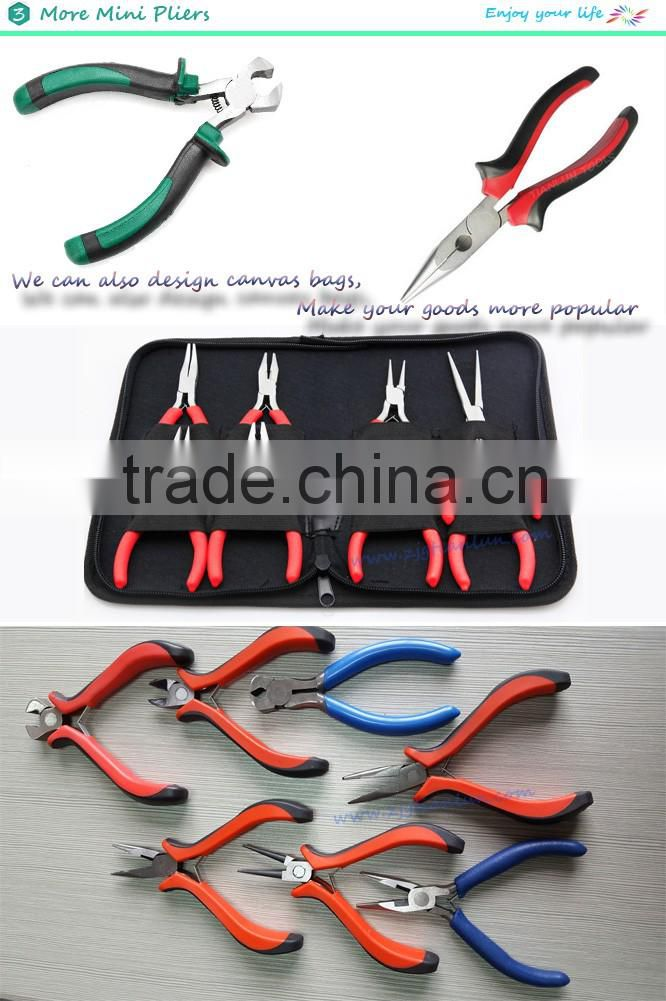Factory Mini 4.5''/5''Inch Diagonal wire Cutter/cutting Pliers for Jewelry Tools, Side cutter Diagonal Cutter Pliers with Spring