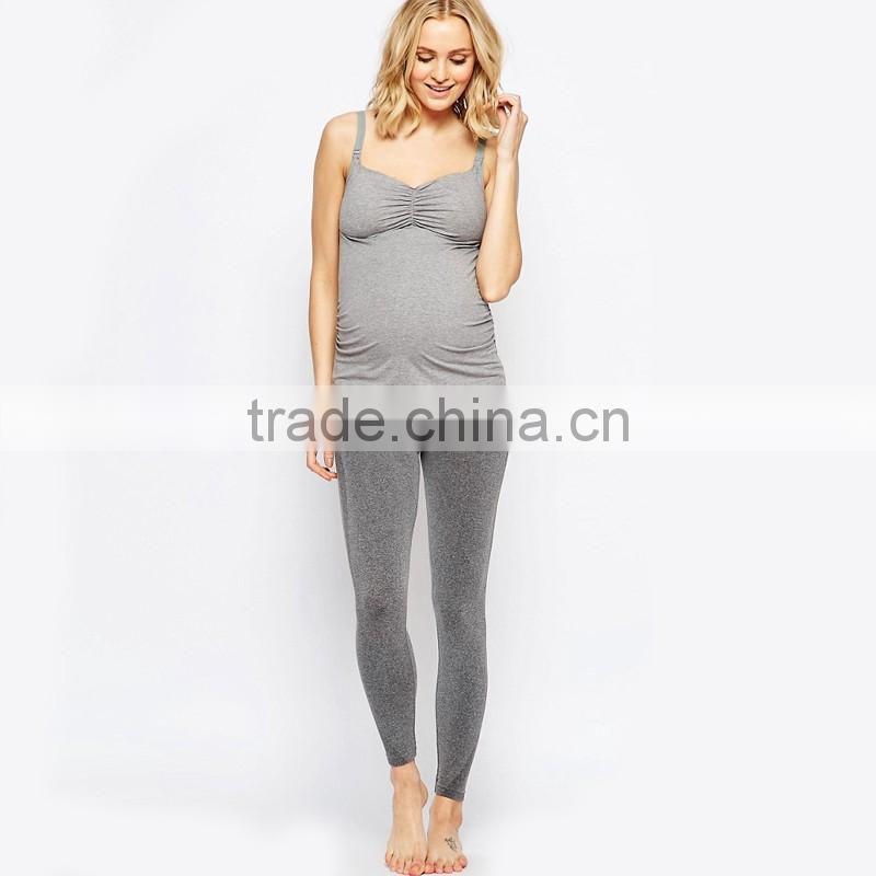 713f617cf6601 ... Ecoach New Arrival Pregnant Women Summer Maternity Nursing Tank Top  Wholesale Custom Adjustable Straps Breastfeeding Camisole
