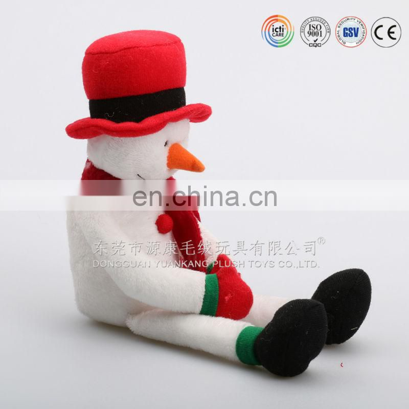 Christmas snowman gift plush American toy