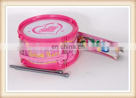 plastic mini musical drum set toy