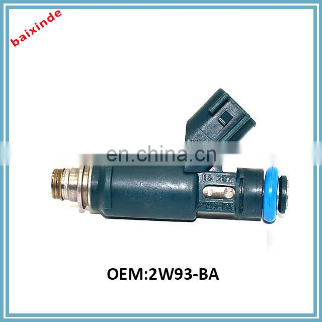 Baixinde Qaulity Brand Fuel Injection Parts Injector Nozzle OEM 2W93-BA Fuel Injector