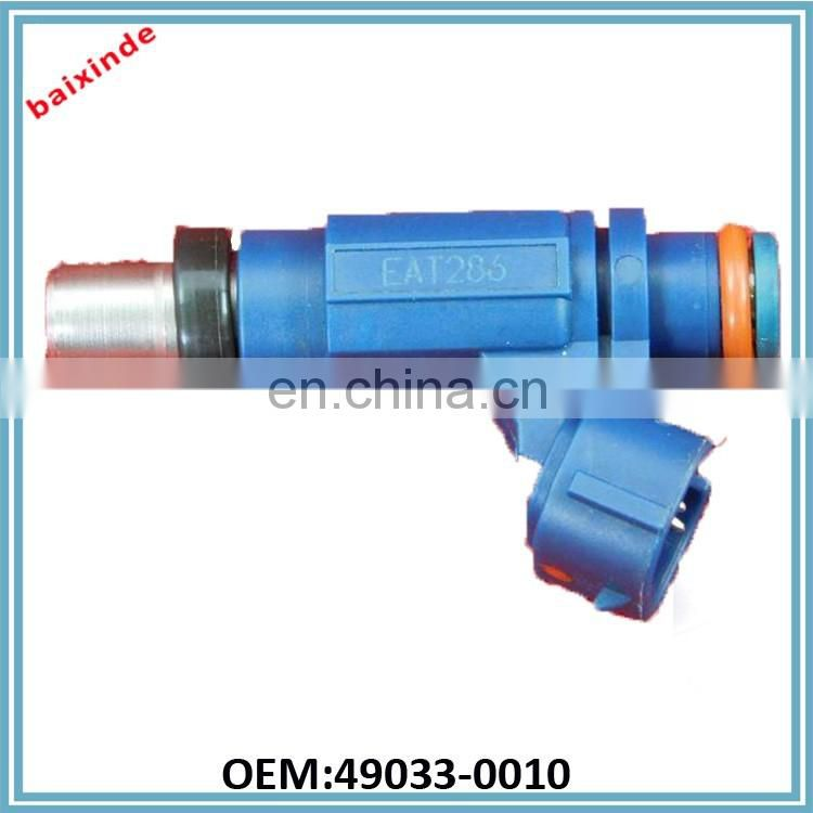 Marketing A Product Testing Fuel Injector OEM 49033-0010 EAT286