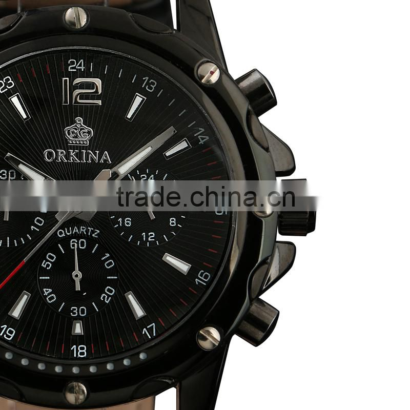 Men Watch 2014 New Fashion Quartz Men Vogue Watch