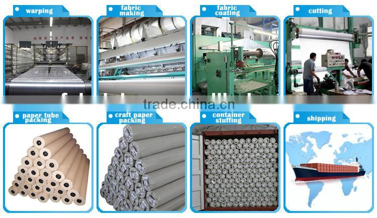 Stock Lots of PVC Lamination Tarpaulin Roll/Sheet