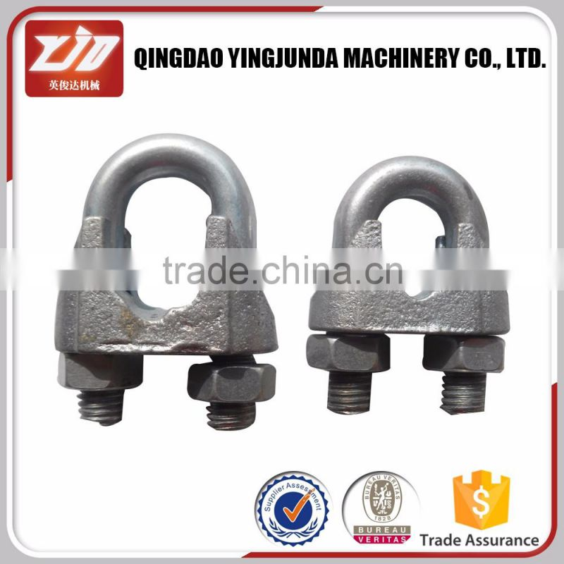 DIN 741 wire rope clip marine hardware of Rigging hardware from ...