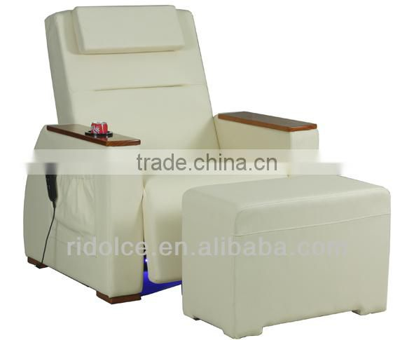 Electric Pedicure Sofa / Salon Furniture used electric massage table deluxe massage chair DS-Z09G01C1