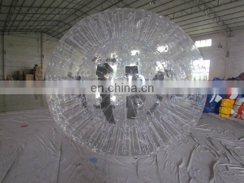 inflatable transparent beach ball,inflatable aqua water ball