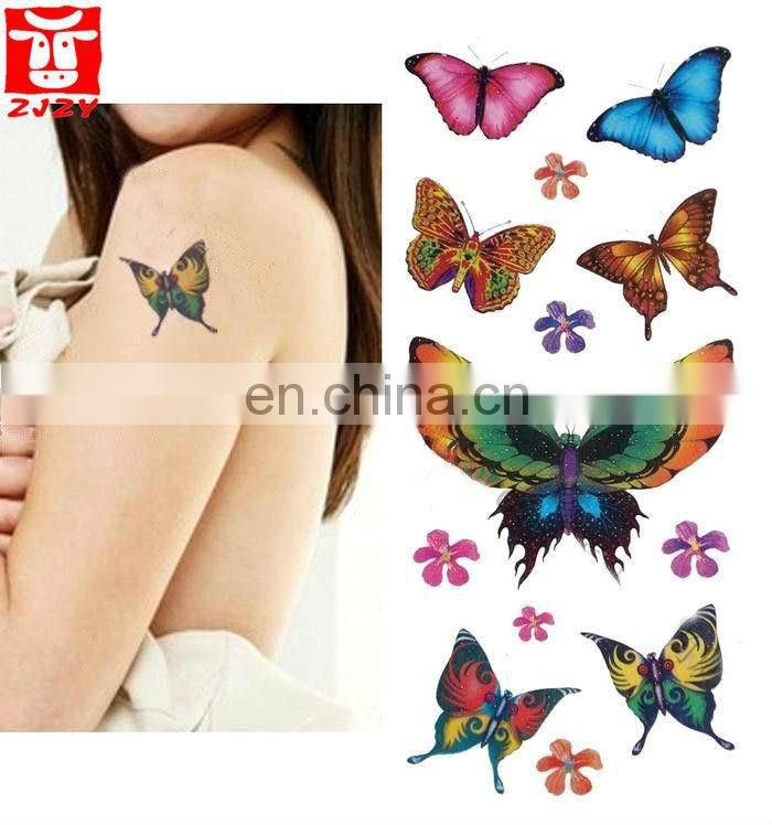 Newest temporary tattoo sticker for childrens (ZY3-1018)