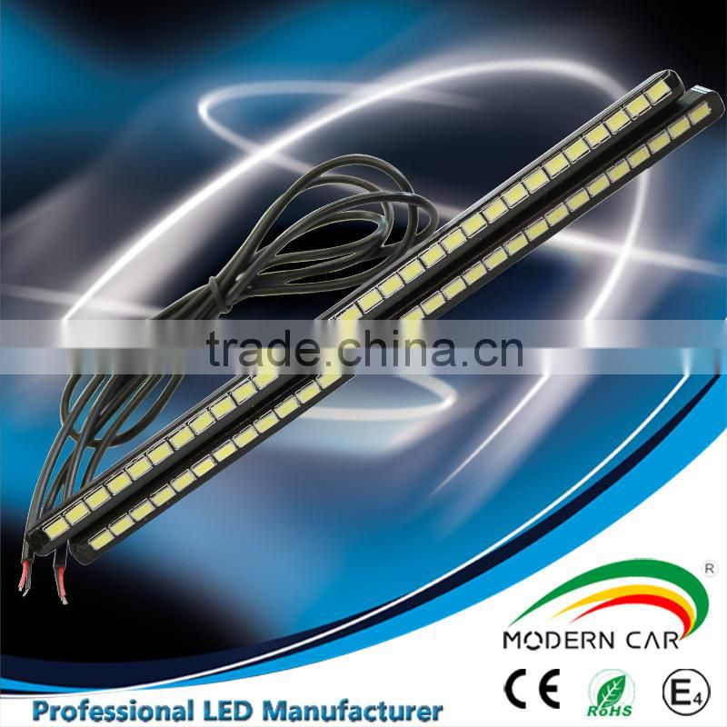 Car accessory LED Day time running light LED car light with auto brake turnning daytime running light