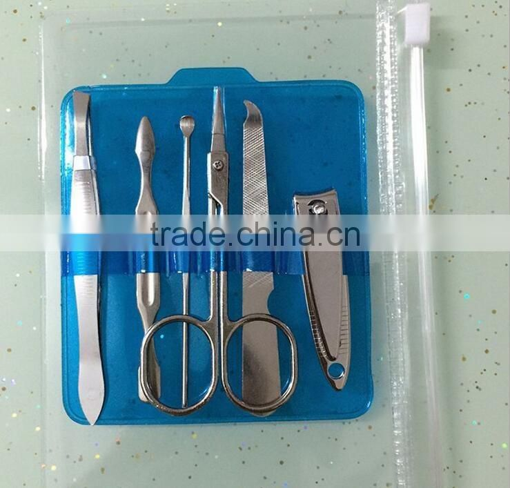 Mini nail Durable 5pcs of Promotional Gift Manicure set