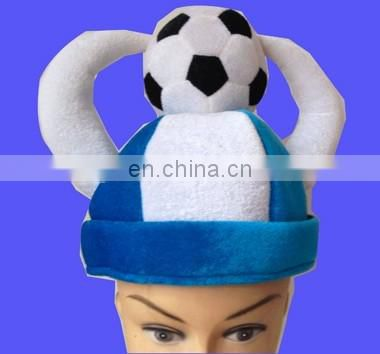 Wholesale Promotional OEM Football fans Hat