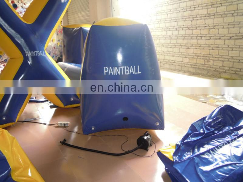 Cheap inflatable paintball bunkers/PSP paintbball bunkers/paitball air bunkers for sale
