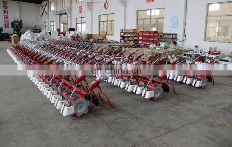 Hot selling Rice Paddy Weed Removing Machinery Rice Paddy Weed Removing Machine portable mini rice weeder with gasoline engine