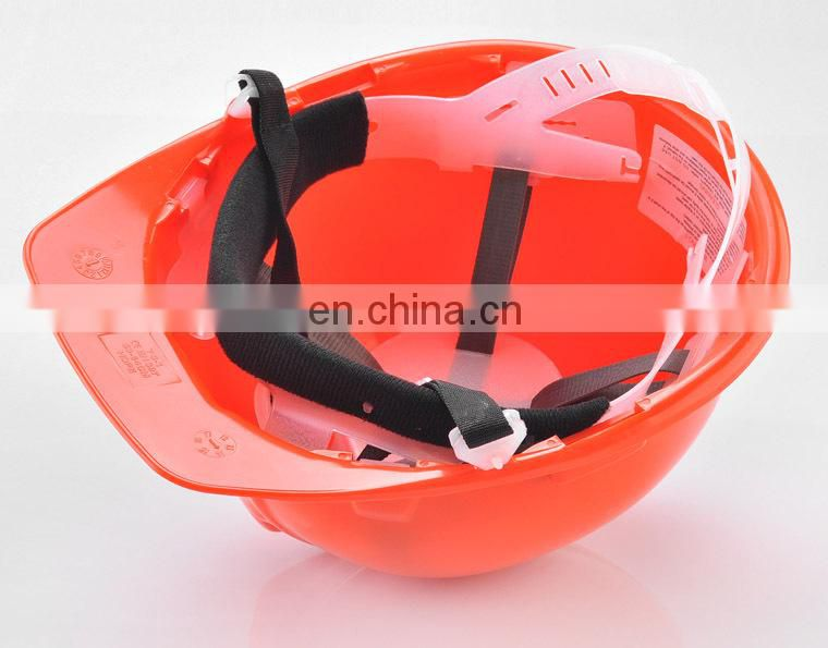 Security And Protection Workplace Safety Supplier Safety Helmet Sandblasting Aluminium Hard Hat