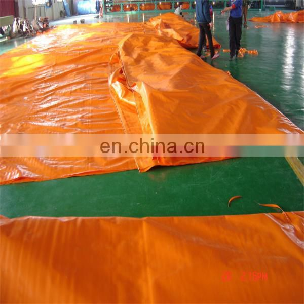 China double-sided waterproof sunlight resistant tarpaulin for pool