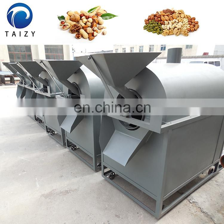 nuts baking machine seeds nuts roasting machine walnut cashew nut chestnut roaster machine