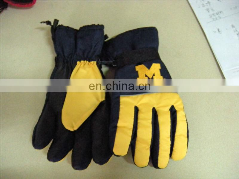 2016 waterproof ski gloves