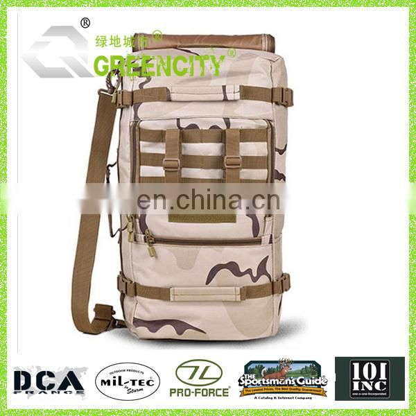 Outdoor Tactical Military Trekking Camping Backpack Camouflage Hiking Bag