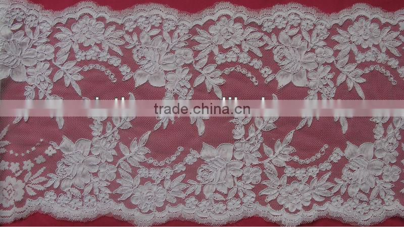 Corded Poly Jacquard trimming Wholesale