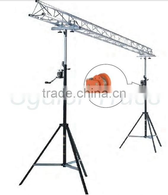 heavy duty crank stands,hand crank lift,heavy duty display stand of