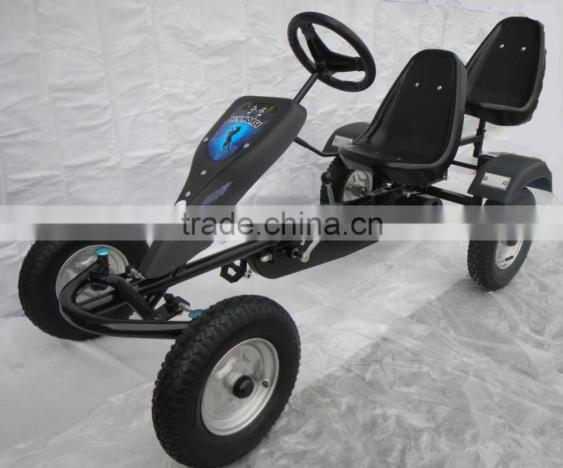 Two Seater Go Karts For Sale 2 Seat Pedal Kart F160AB