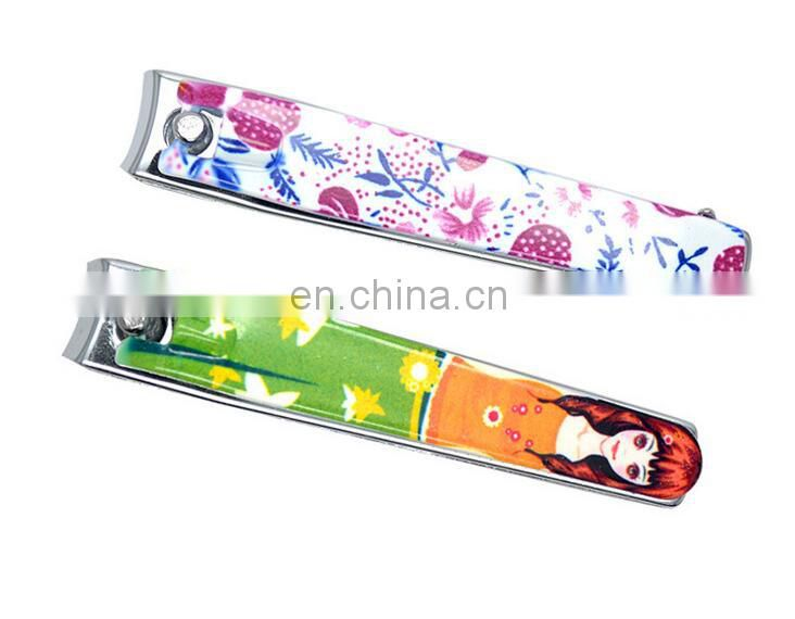 promotional nail clipper with customized coating