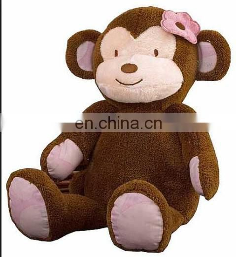lovely plush infant baby soft toy custom various plush toy for newborn