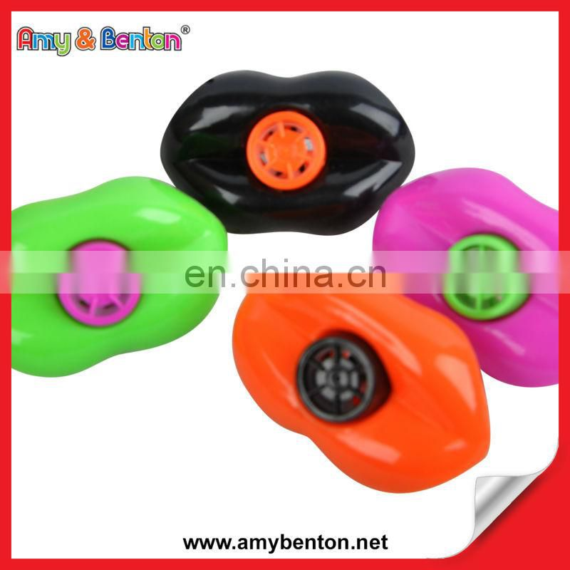 8PCS 2015 Promotional Mouth Whistle Wholesale With Music