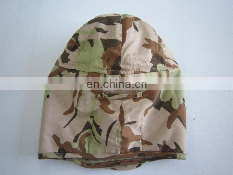 desert camouflage military winter hat