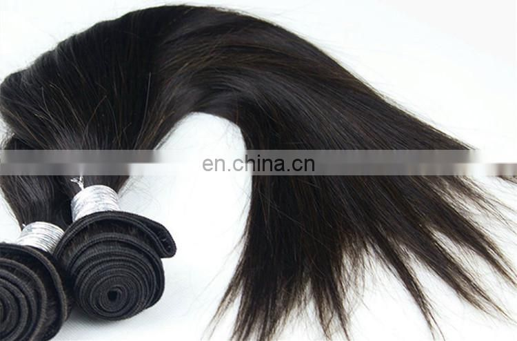 wholesale 100% natural russian remy human hair extensions tangle free silky straight elegant virgin hair collection