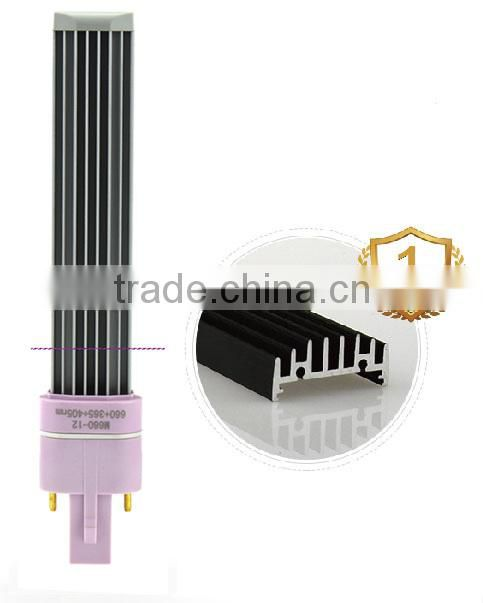 uv gel lamp with high power LED Bulbs