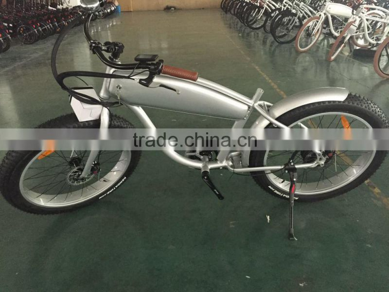 Hot Selling EN15194 Lithium electric bike fat