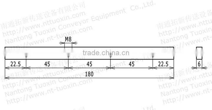 Conveyor Components S369 Connecting bar