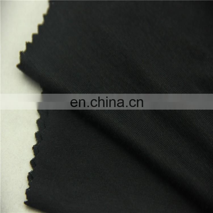 rayon spandex single jersey fabric