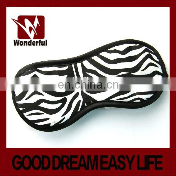 print logo sleep eye shade