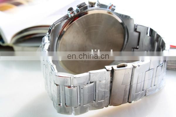 Factory wholesale Cheap Fashion stylish stainless steel watch for Boys High quality