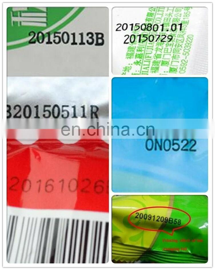 100*300 Zebra barcode printer used thermal transfer wax ribbon for printing label