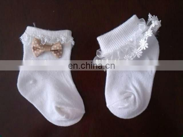 Popular Lace Socks for Baby
