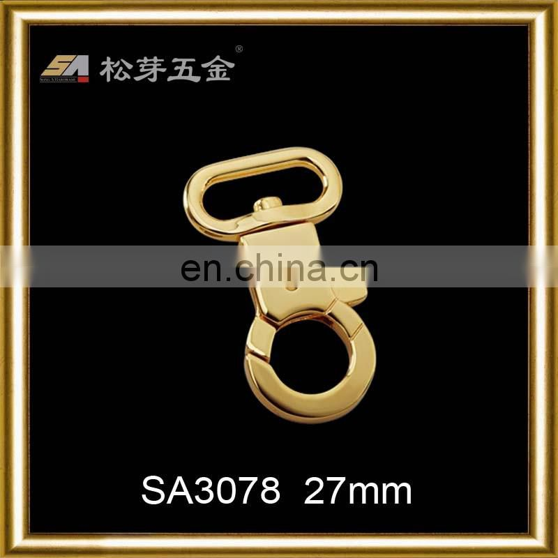 High quality strong elastic swivel hooks for handbag