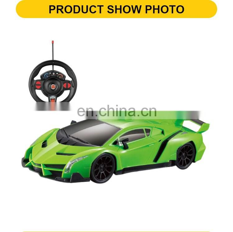1:16 4Channel plastic gravity sensor remote control car