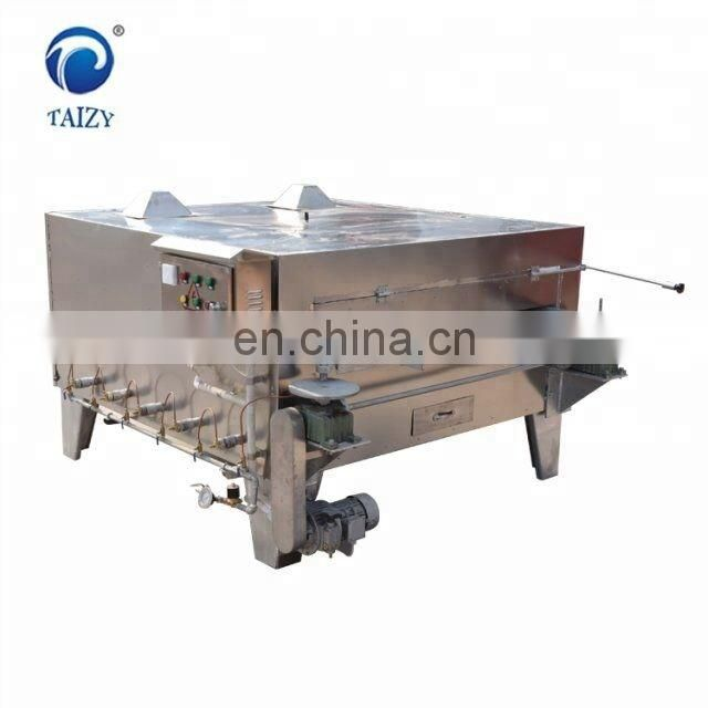 Automatic multi-flavor peanut oven swing ovenPeanut mechanical swing oven Image