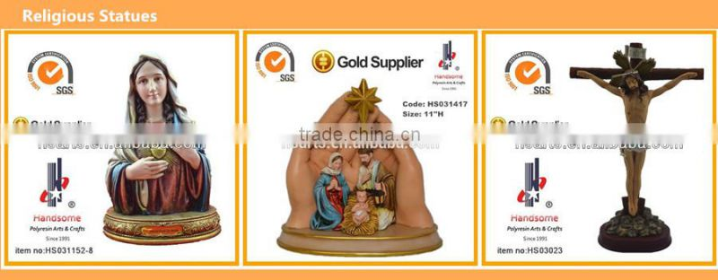 Resin Craft Nativity Set Catholic Religious Items