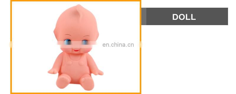 2015 Most Popular 7 inch small plastic doll baby angel doll