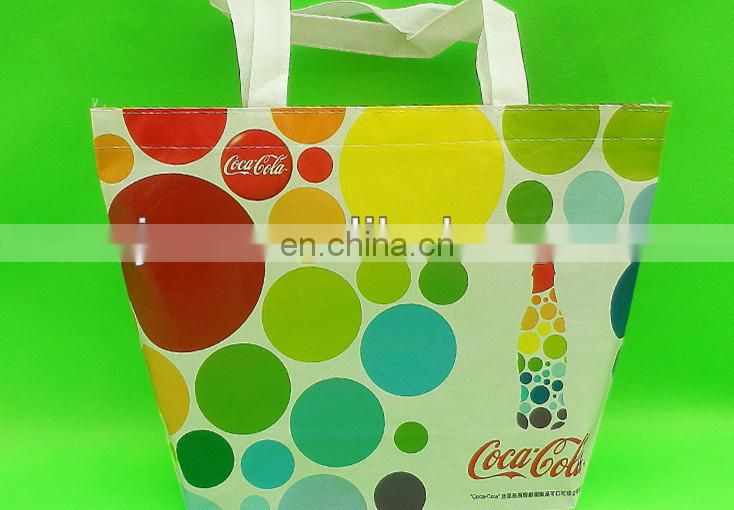 recycled woven polypropylene shopping bags