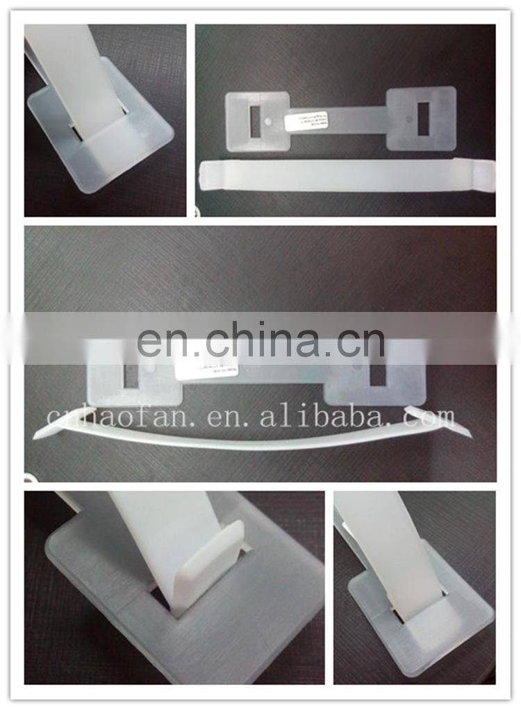 Heavy carton box plastic handles