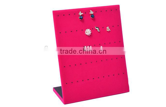 Chrismas earring rack /jewelry acrylic rack/holder/display stand