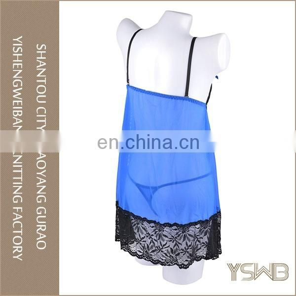Blue black lace thin sheer sexy underwear cheap japanese women sexy lingerie