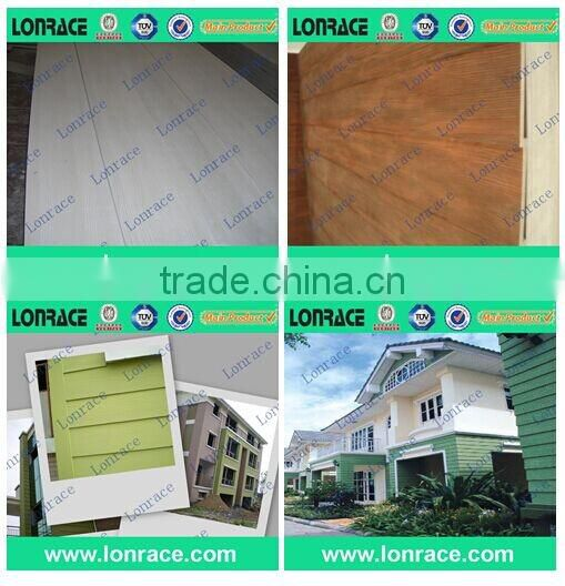 Free Asbestos Building Material Fiber Cement With SGS Approval