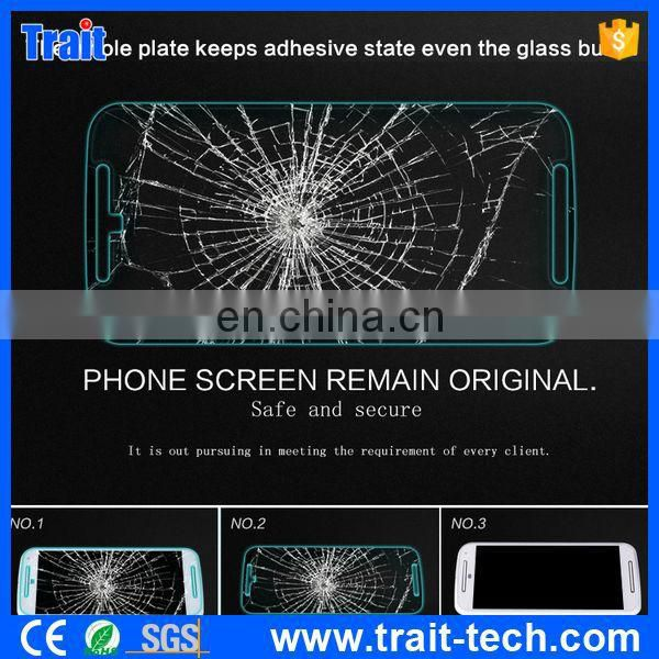 2015 Hot Selling Anti-explosion Tempered Glass Screen Film for Motorola Moto G2